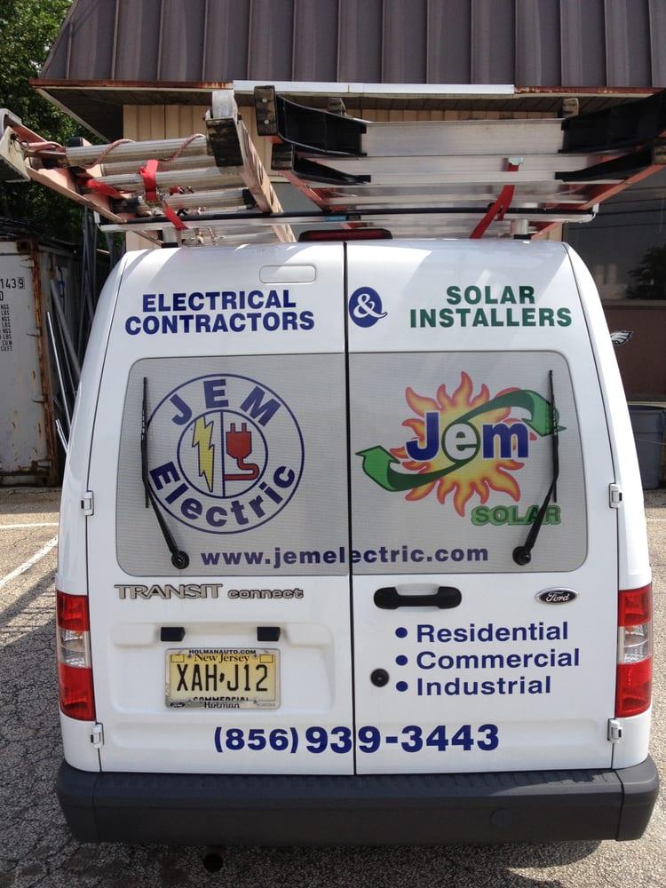 Jem Electric: 700 Irish Hill Rd, Runnemede, NJ