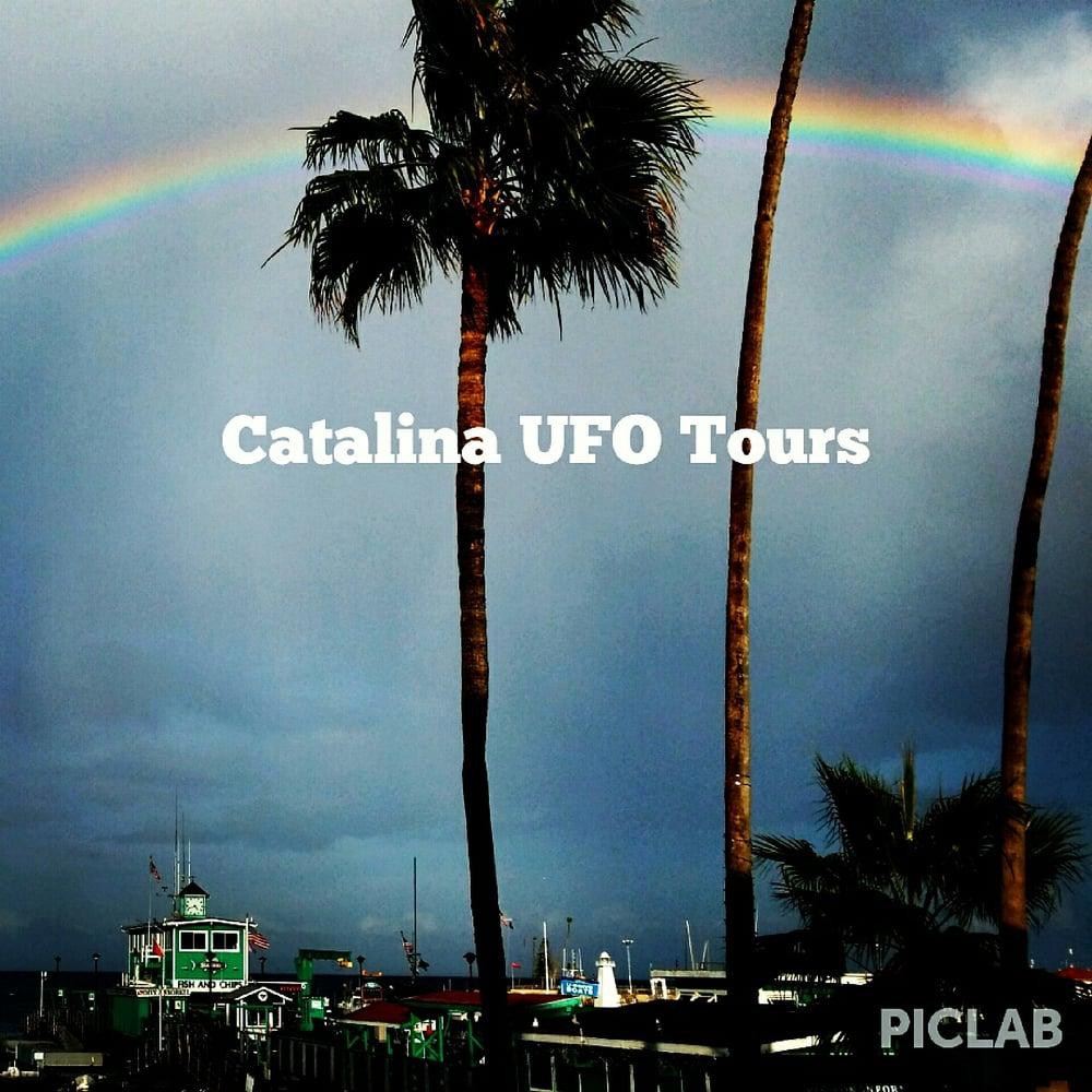 Catalina UFO Tours: 415 Crescent Ave, Avalon, CA