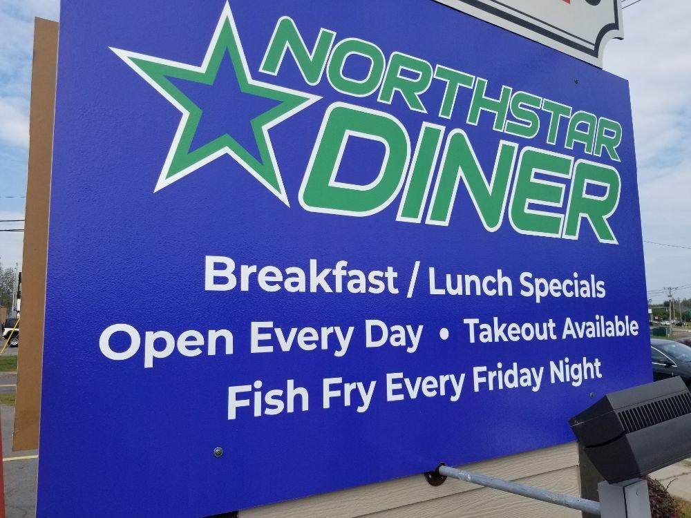 The Northstar Diner: 8319 Brewerton Rd, Cicero, NY