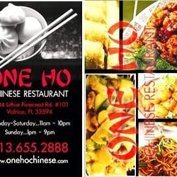 One Ho Chinese Restaurant logo