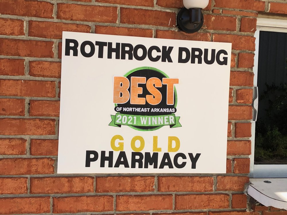 Rothrock Drug: 700 N 6th St, Blytheville, AR