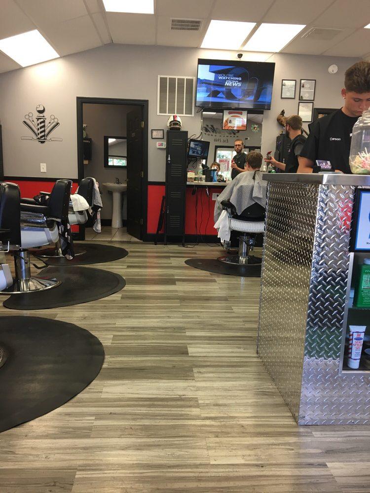 Nick's Barber Shop: 600 N Main St, Syracuse, NY