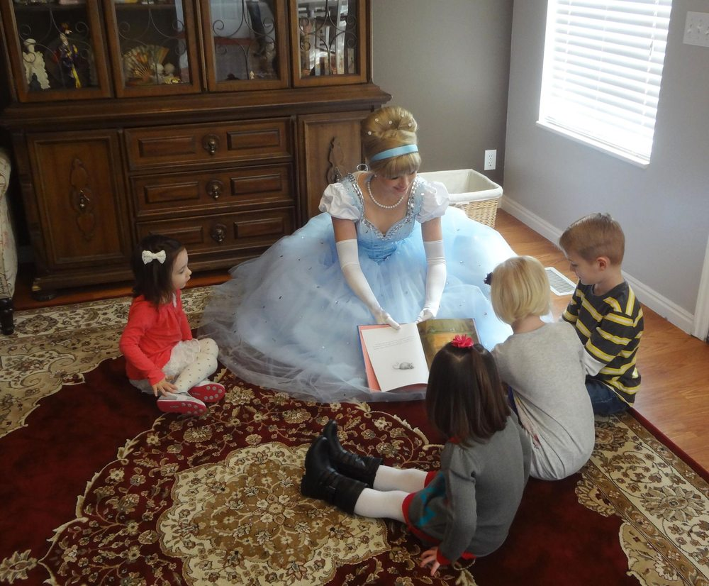 Children's Fairytale Parties By Lindsey: Salt Lake City, UT