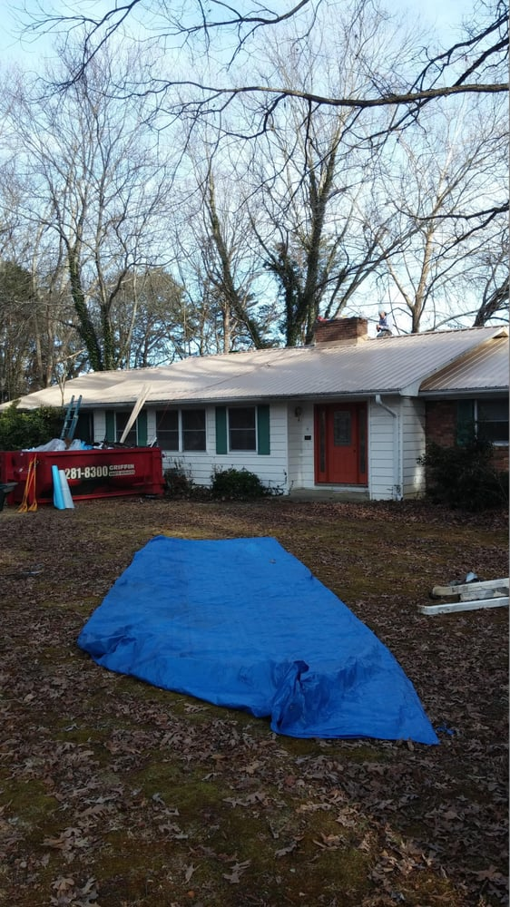 Re Roof From Shingles To Energy Star Rated Metal Roofing
