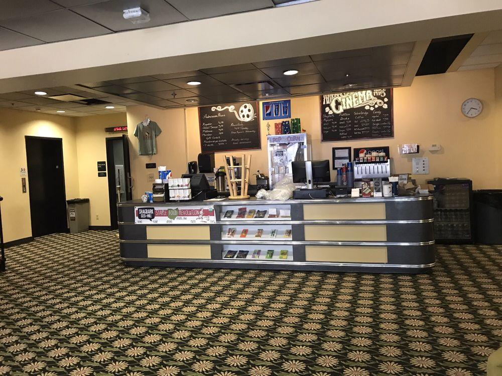 The Athena Cinema: 20 S Court St, Athens, OH