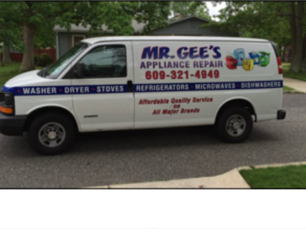 Mr Gee's Appliance Repair