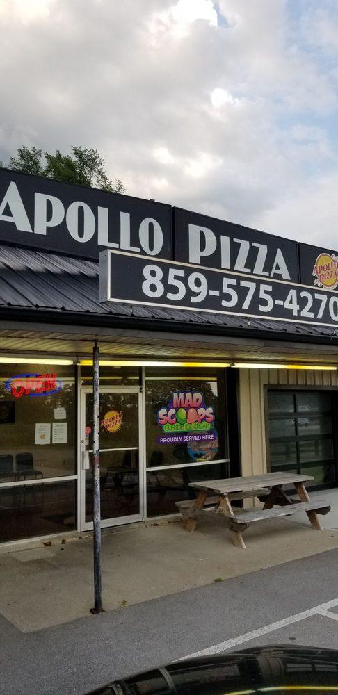 Apollo Pizza at Little Sack: 3325 Colonel Rd, Richmond, KY