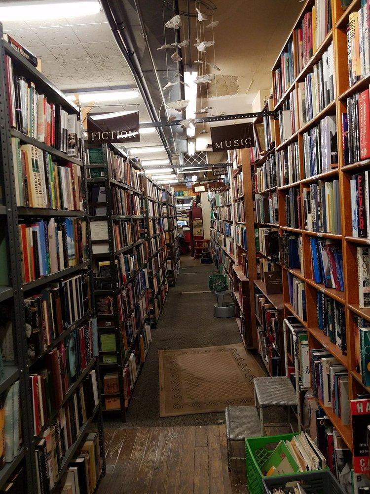Duttenhofer's Books: 214 W McMillan St, Cincinnati, OH