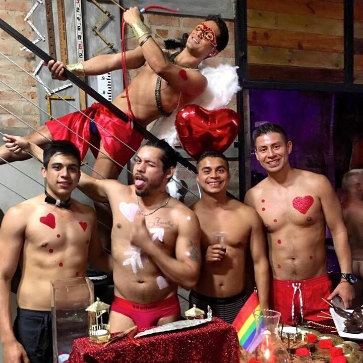 Special Events Loft Space Theme Parties We Are The Sexiest Gay