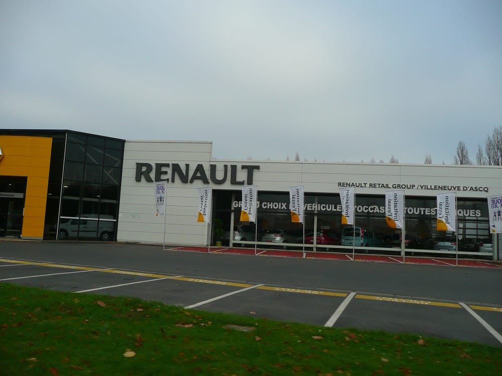 garage renault auto repair 1 bis ave pont de bois villeneuve d 39 ascq nord france yelp. Black Bedroom Furniture Sets. Home Design Ideas