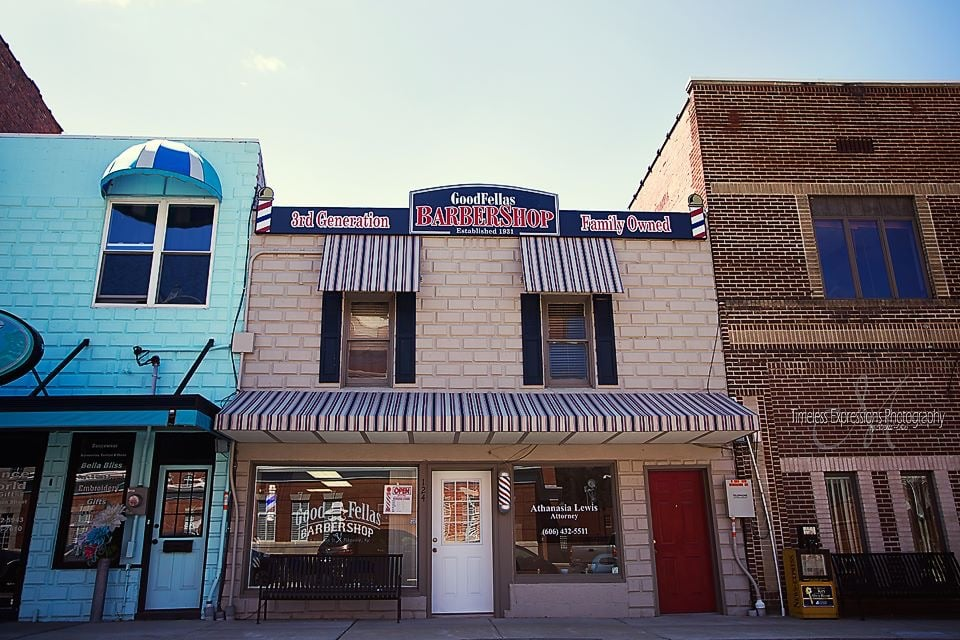 GoodFellas Barbershop: 99 Weddington Branch Rd, Pikeville, KY