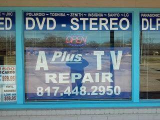 A + TV Repair: 520A N Broadway, Joshua, TX