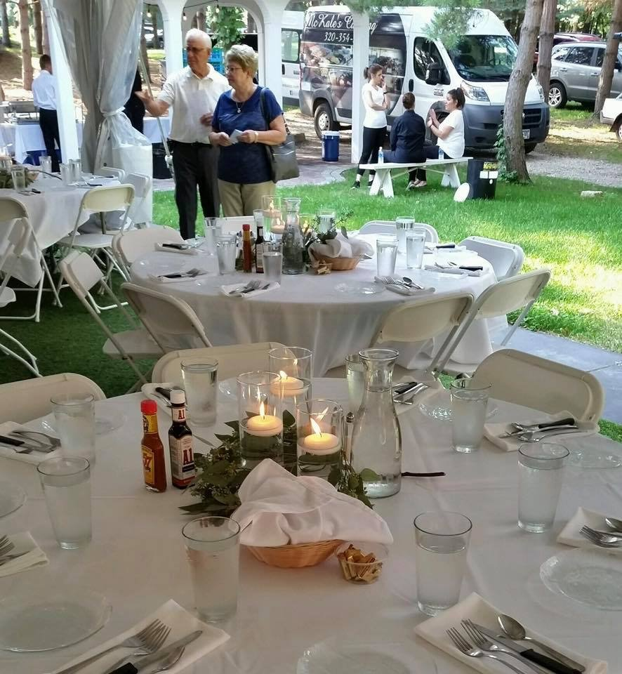 McKales Catering: 606 4th Ave SW, New London, MN