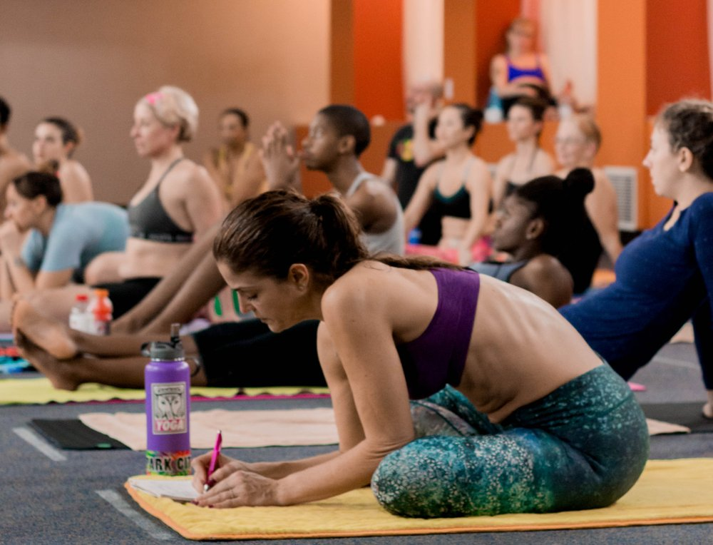 Bikram Yoga Alliance - Alexandria
