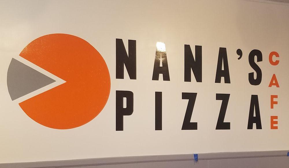 Nana's Pizza Cafe: 1314 Richmond Ave, Point Pleasant Beach, NJ