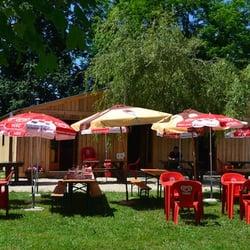 C t lac brasseries 9 rue des fleurs erstein bas - Restaurant cote jardin lac 2 ...