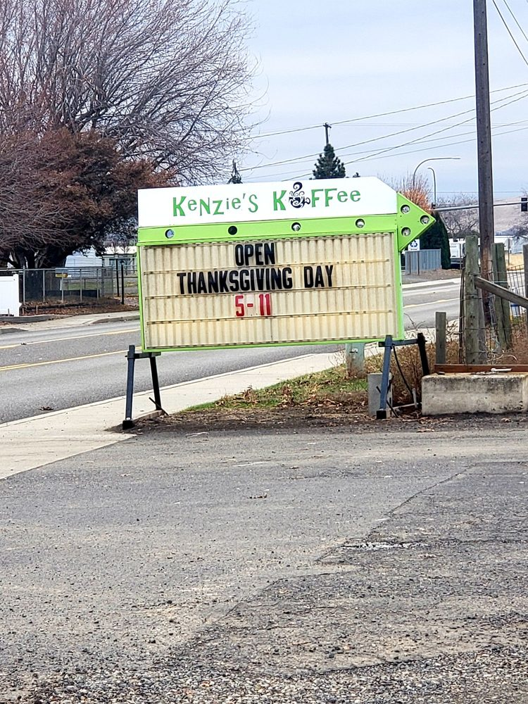 Kenzie's Koffee: 2336 Appleside Blvd, Clarkston, WA