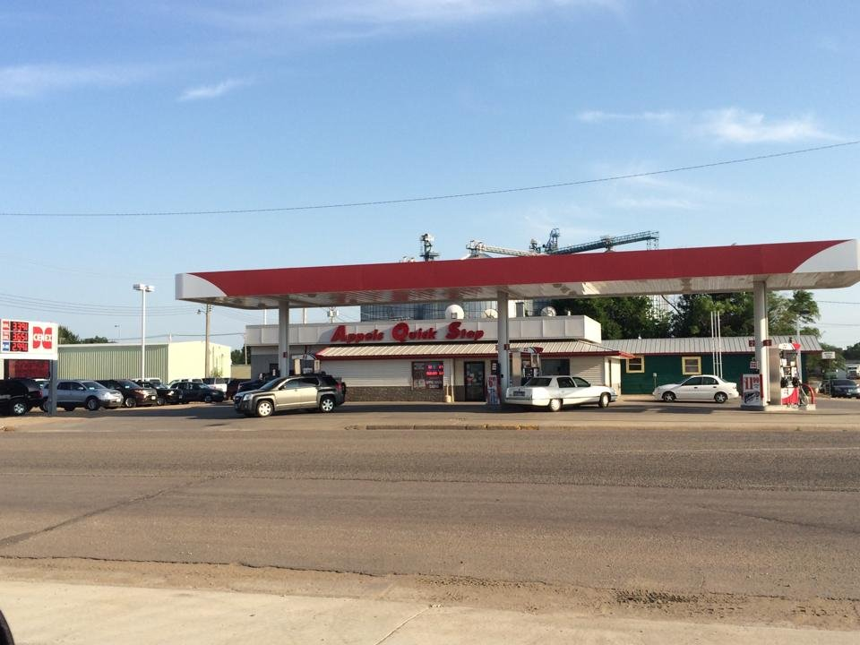 Appel's Quick Stop: 23 W 7th Ave, Redfield, SD
