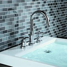 Bathroom Fixtures Buffalo Ny buffalo plumbing showroom - kitchen & bath - 600 bailey ave