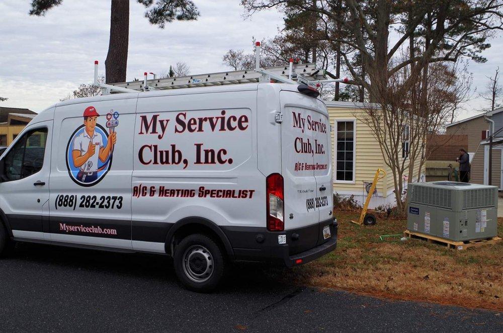 My Service Club: 10545 Friendship Rd, Berlin, MD