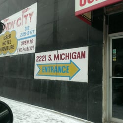 Windy City Furniture 11 Reviews Furniture Stores 2221 S Michigan Ave Near Southside