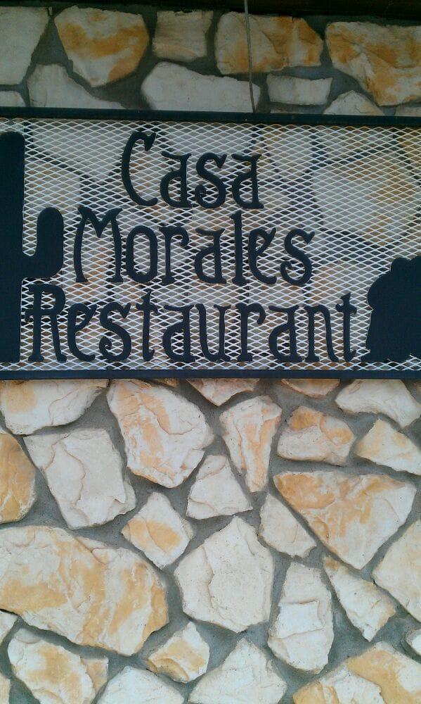 Casa Morales Restaurant: 2101 E Broadway St, Sweetwater, TX