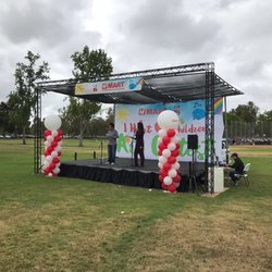 Event Stage Rental San Diego Mobile Stage Truck - 2019 All
