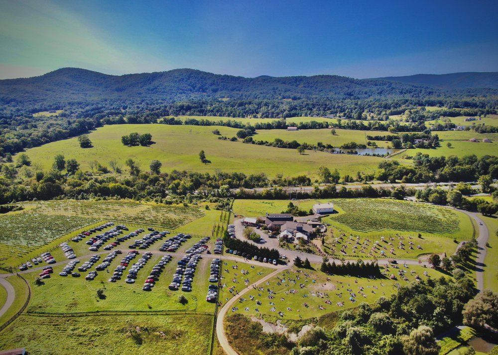 Barrel Oak Winery & Farm Taphouse: 3623 Grove Ln, Delaplane, VA