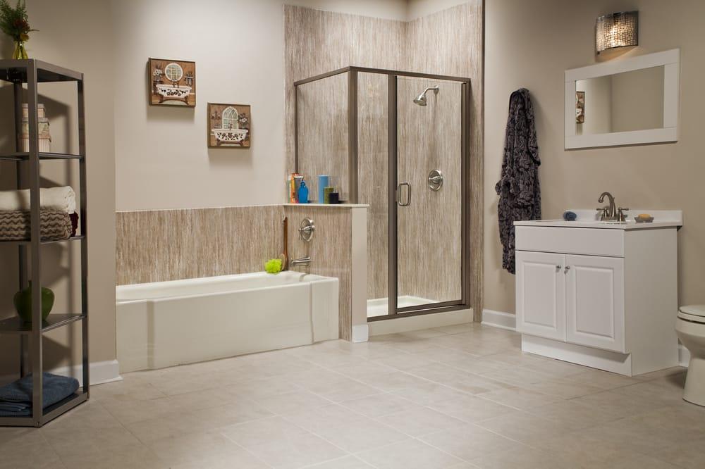 Here at USA Bath in Reno we strive to help homeowners turn ...