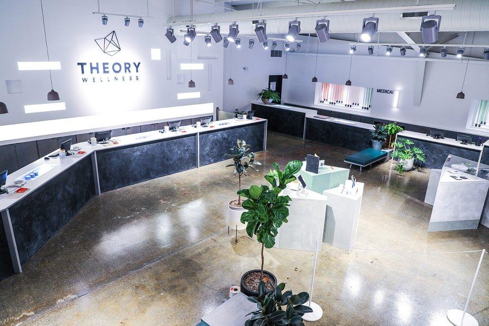 Theory Wellness - Chicopee: 672 Fuller Rd, Chicopee, MA