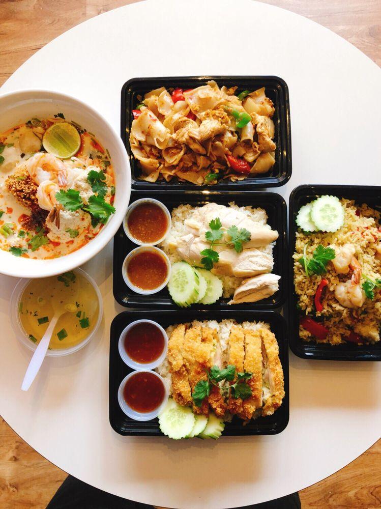 Rice Thai To Go: 20 N Main St, Southington, CT