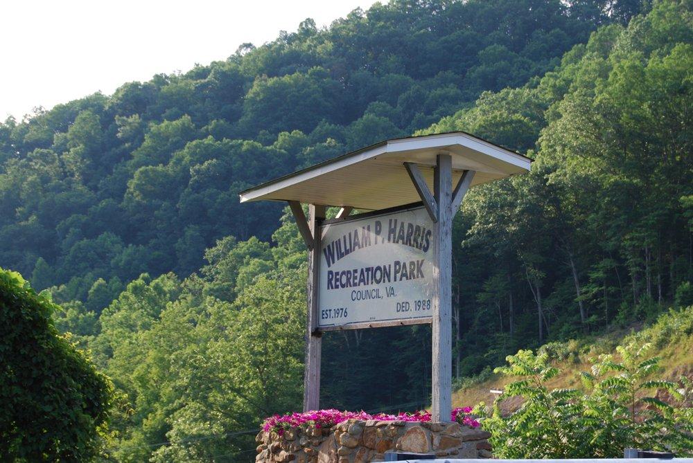 William P. Harris Recreation Park: 1125 Enoch's Branch Rd, Honaker, VA