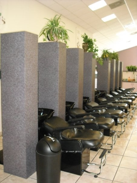 Camelot Salon: 7409 International Dr, Holland, OH