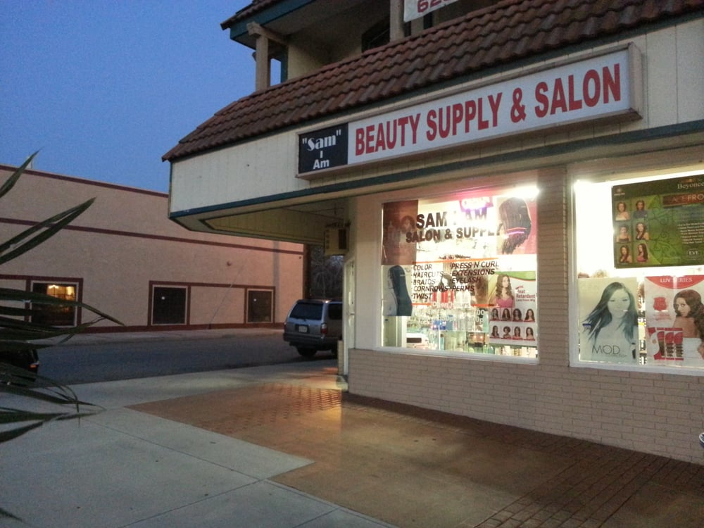 Sam i am beauty supply salon cosmetics beauty supply for Adazl salon and beauty supply