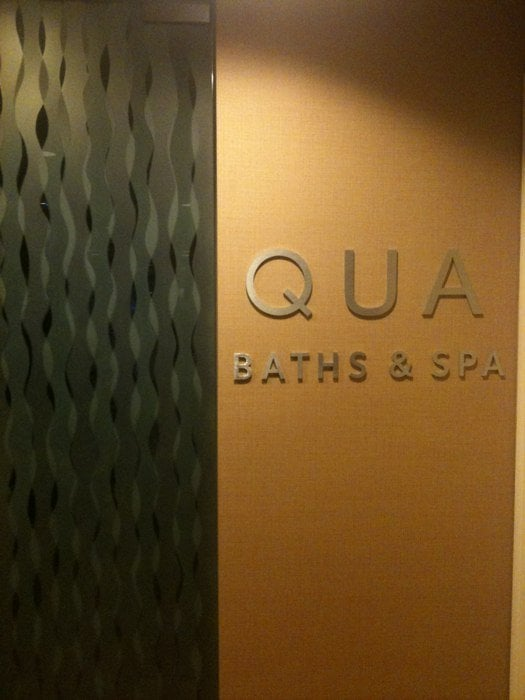 Qua Baths & Spa
