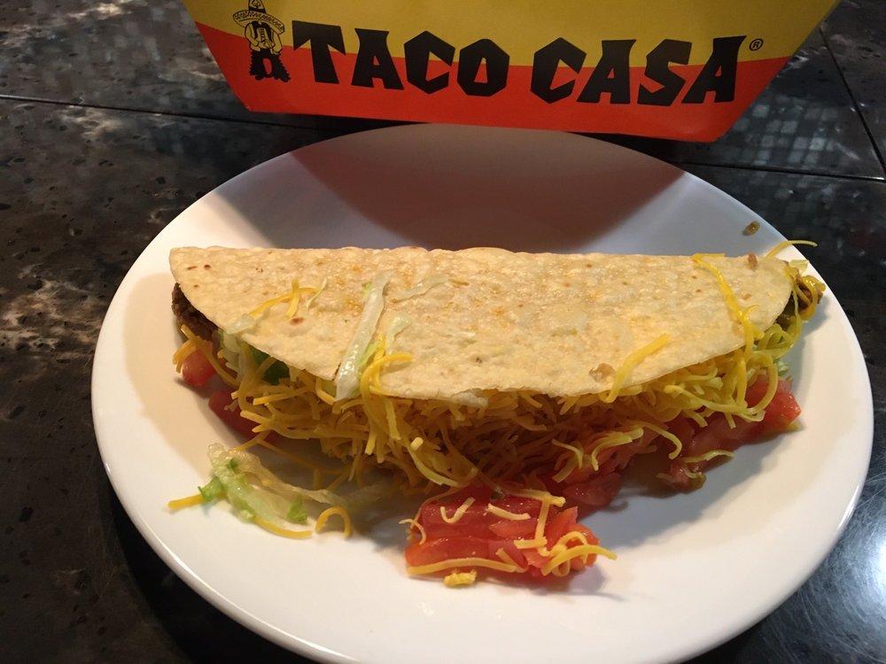 Taco Casa: 4200 College Dr, Vernon, TX