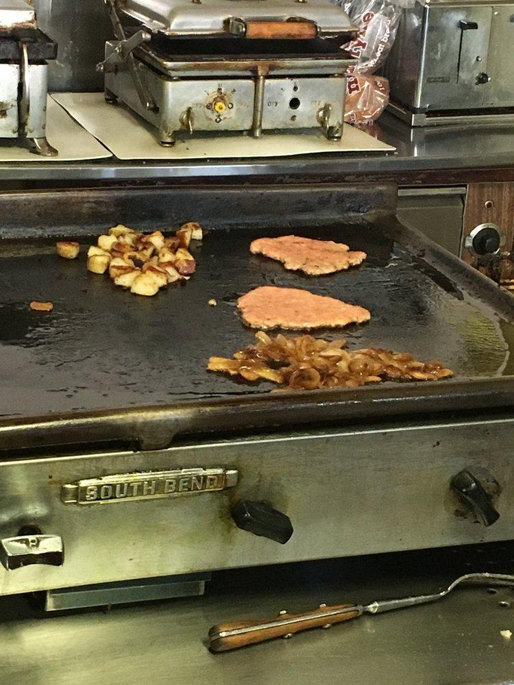 Harmony Lunch Chiuso Cucina Americana Tradizionale
