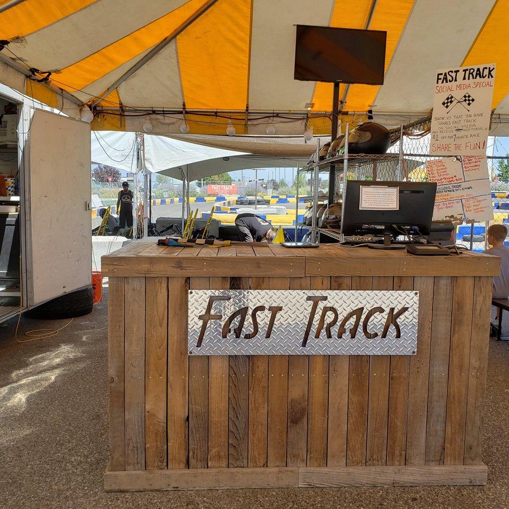 Fast Track Tri Cities: 1321 N Columbia Center Blvd, Kennewick, WA
