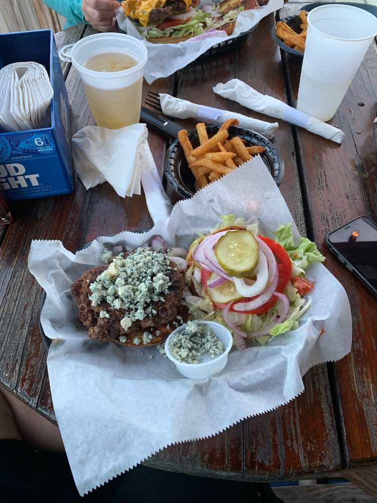 The Old Fish House Bar and Grill: 5185 US Hwy 1 S, Grant, FL