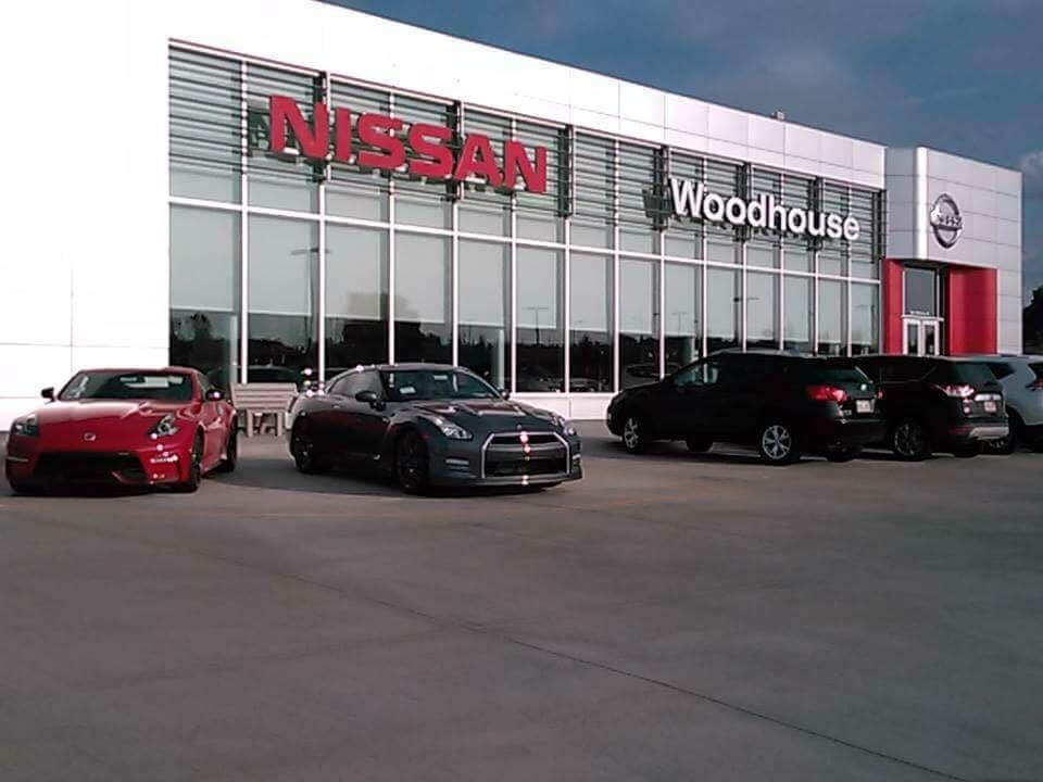 Woodhouse Nissan: 7801 Nebraska Dr, Bellevue, NE