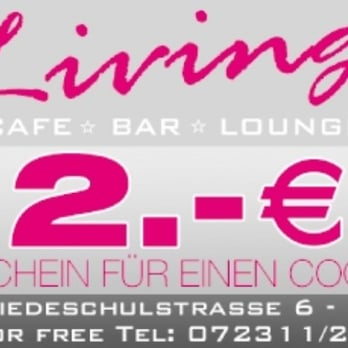 livings cafe bar lounge bar goldschmiedeschulstr 6 pforzheim baden w rttemberg. Black Bedroom Furniture Sets. Home Design Ideas