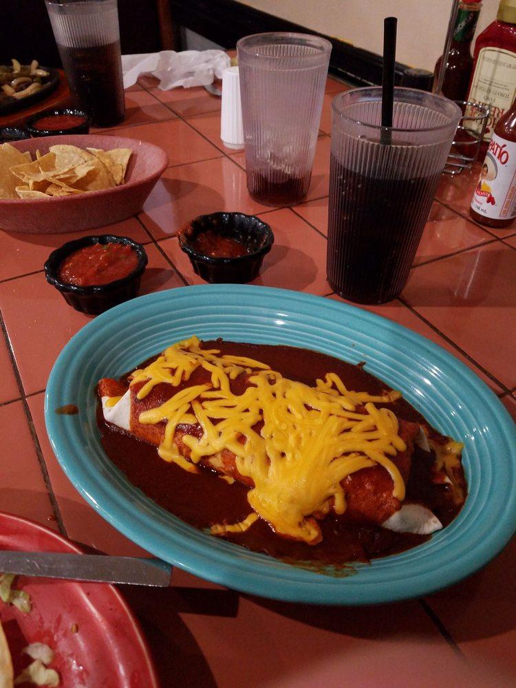 Taco Bob's Fiesta Grille: 307 S Main St, McAlester, OK