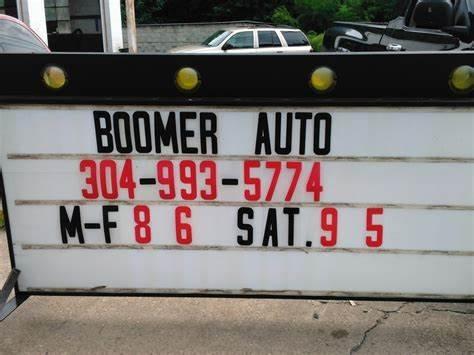 Boomer Auto Repair: 2933 Midland Trl, Boomer, WV