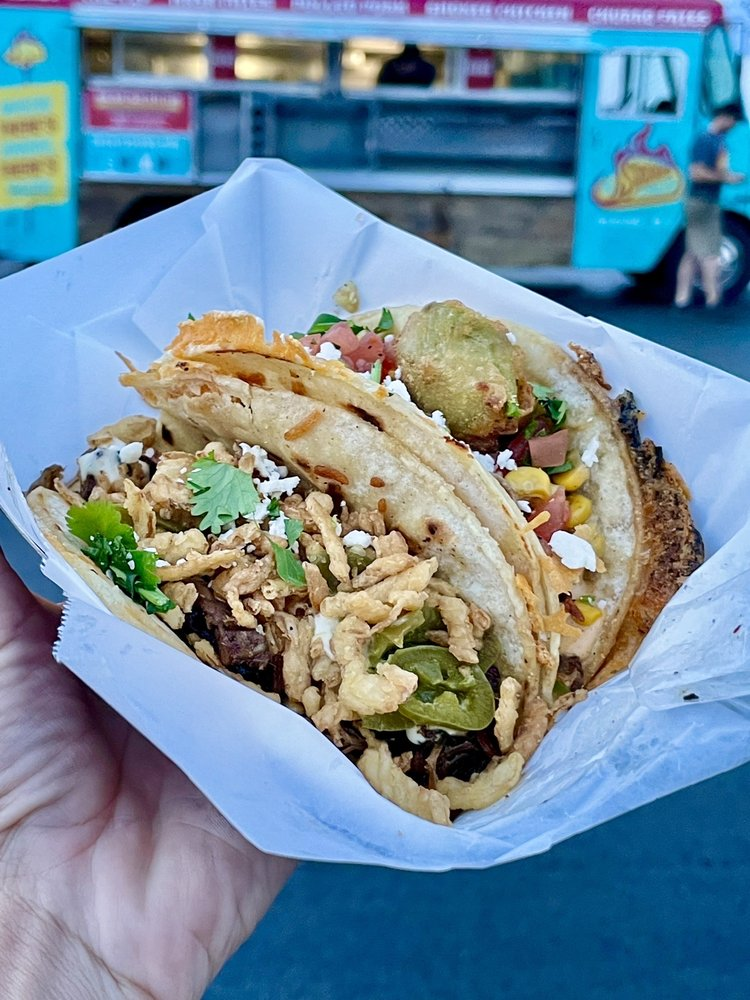 The Smoked Taco: 933 W 500th N, American Fork, UT