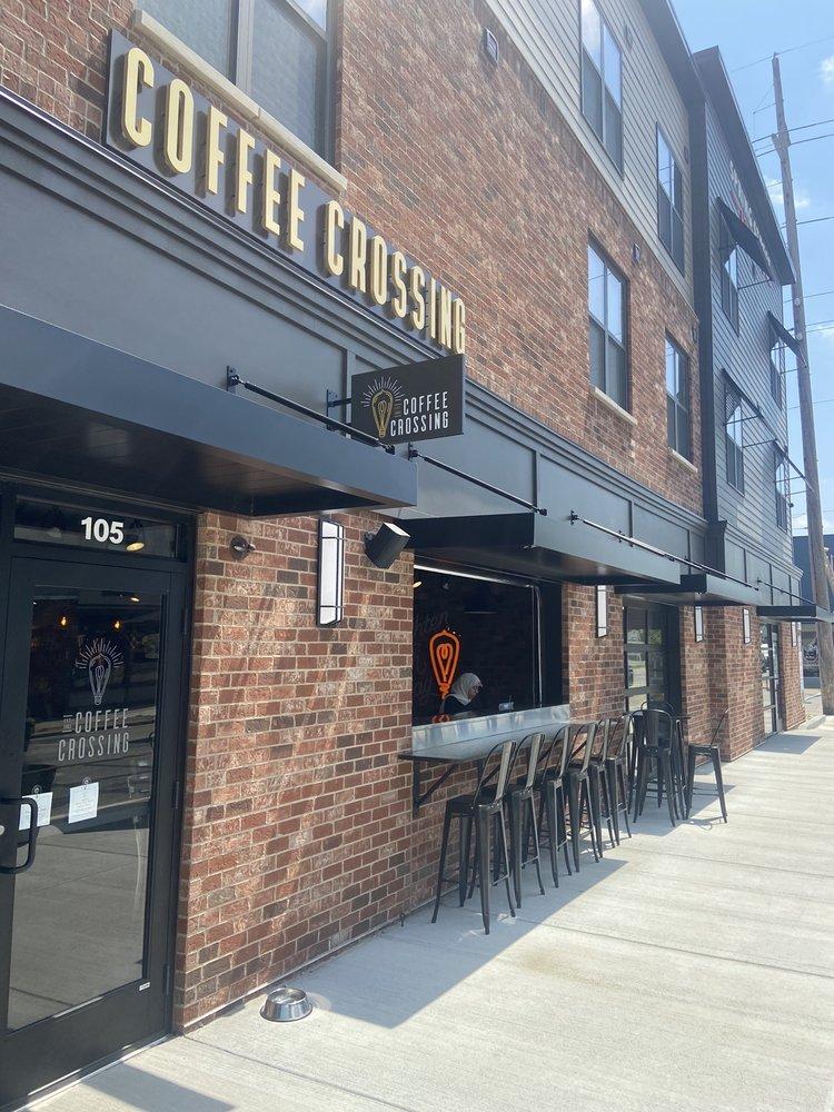 Coffee Crossing: 228 Spring St, Jeffersonville, IN