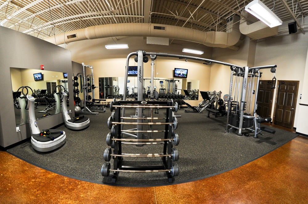 Black Clover Fitness: 3821 N 167th Ct, Omaha, NE