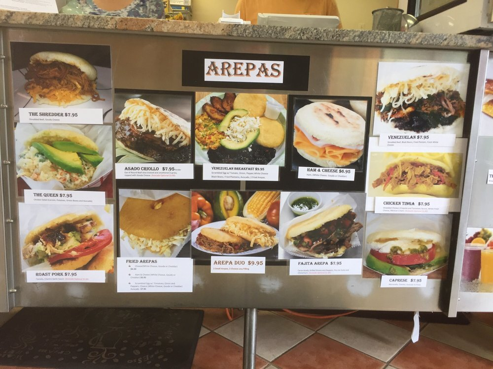 Sabroso Cafe & Catering: 44632 GUilford Dr, Ashburn, VA