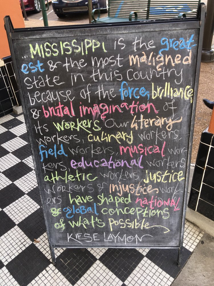 Square Books: 160 Courthouse Sq, Oxford, MS