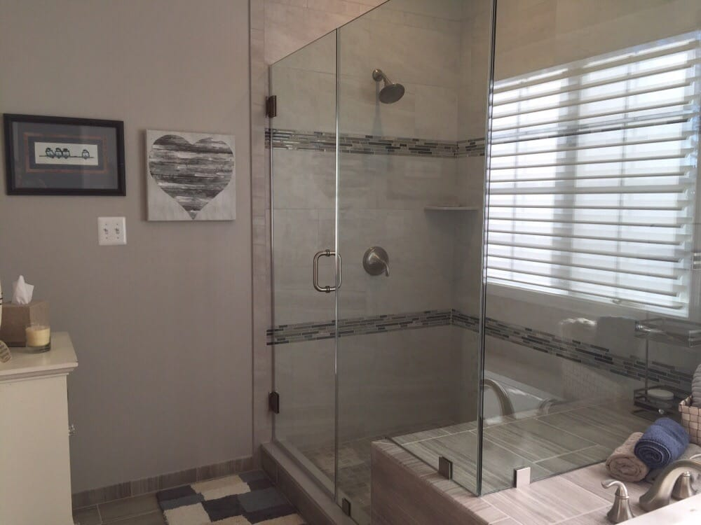 Master Bath Remodel Shower Bath Plus Kitchen Yelp Magnificent Bathroom Remodeling Alexandria Va