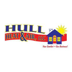 Hull Heat & Air: 1091 N Harrah Rd, Harrah, OK